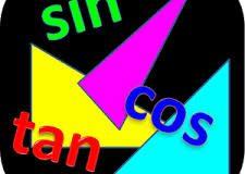 مثلثات ترسیمی با کمترین فرمول
