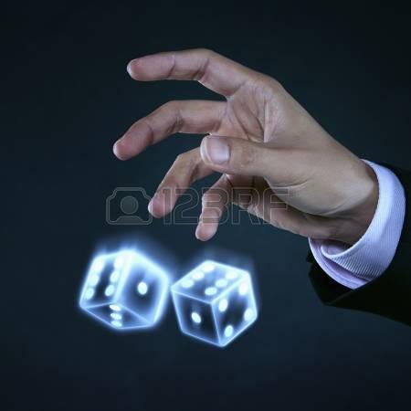 toss a dice